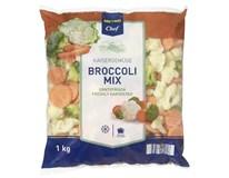 Fine Life Zeleninová zmes s brokolicou mraz. 1x1 kg