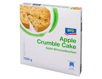 ARO Jablkový koláč s posýpkou mraz. 1x1250 g