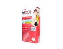 Rukavice latexové púdrované veľkosť L viGO Quickpack 100ks