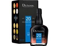 Dictador 20 y.o. 40% 1x700 ml