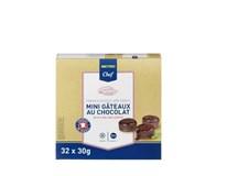 Horeca Select Dezert čokoládový mini mraz. 32x30 g