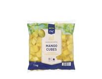 Metro Chef Mango kocky mraz. 1x1 kg