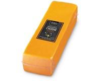 Tradičný írsky Cheddar syr chlad. váž. cca 1 kg