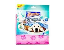 Mikroutierka Pet towel Spontex 1ks
