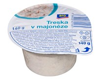 ARO Treska v majonéze chlad. 6x140 g