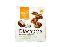 Diacoca Sušienky kakao-kokos DIA 1x180 g