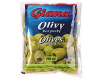 Giana Olivy zelené bez kôstky 3x195 g