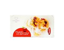 Tekmar Muesli&Fruits müsli tyčinka s jogurtom goji 32x25 g