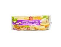 Fine Life Bageta s cesnakovým maslom 2x175 g