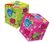 Linteo kozmetické obrúsky Kids 2-vrstvové 1x80 ks