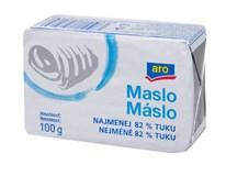 ARO Maslo 82% chlad. 60x100 g kartón