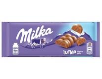 Milka Bubbly milk tabuľková čokoláda 7x90 g
