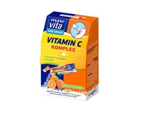 MaxiVita Vitamín C Komplex+acerola+šípka+zinok, 16 stick vrecúšok 1x1 ks
