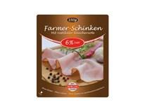 Berger Farmárska šunka plátky chlad. 1x150 g