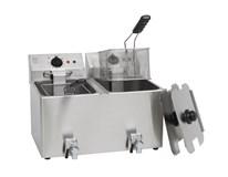 Fritéza elektrická HDF2128 2x8l Metro Professional 1ks