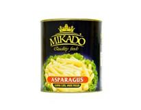 Mikado Špargľa biela rezaná 1x3100 ml