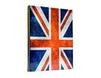 Blok A4 krúžkový karis vlajka UK 1ks