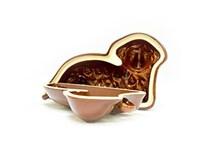 Forma na pečenie keramický baranček 31cm Banquet 1ks