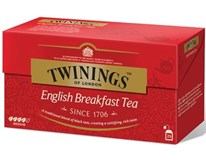 Twinings English Breakfast čierny čaj 1x50 g