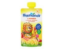 Hamé Hamánek Svačinka s mangom 8x120 g