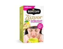 Bercoff Zázvor extra silný wellness čaj 3x40 g
