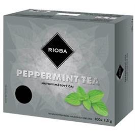 Rioba Peppermint mätový čaj 100x1,5 g