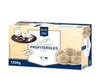 Metro Chef Profiteroles bianco mraz. 1x1200 g