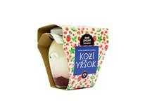 Kozí vŕšok Kozí jogurt malina chlad. 1x145 g