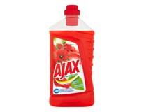 Ajax Floral Fiesta red fowers univ. čistiaci prostriedok 1x1 l