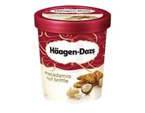 Häagen-Dazs Makadamový oriešok zmrzlina mraz. 1x500 ml