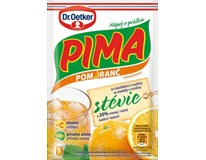 Dr.Oetker Pima stévia nápoj v prášku príchuť pomaranč 7x50 g