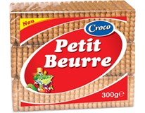 Croco Petit Beurre sušienky 3x100 g