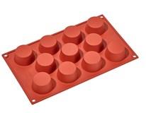 Forma na 11 minimuffinov silikónová Metro Professional 1ks