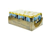 Tucher pivo svetlé kvasinkové 5,2% 24x500 ml PLECH