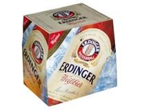 Erdinger pivo svetlé 5,3% 12x500 ml SKLO