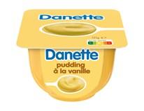 Danone Danette dezert vanilka chlad. 4x125 g