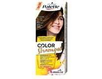 Palette Color šampón 341 tmavo-čokoládová 1x1 ks