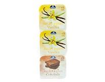 Grécky jogurt mix I 4% vanilka+čokoláda chlad. 3x140 g