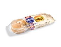 Penam Žemle hamburger bez posypu 6x50 g