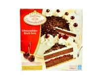 Cappenrath&Weise Schwarzwälder cake torta mraz. 1x1200 g