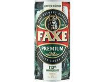 Faxe pivo premium 5° 1x1 l PLECH