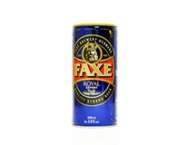 Faxe pivo royal export 5,6° 1x1 l PLECH