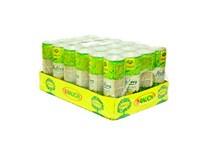 Rauch Nativa zelený čaj citrón 24x355 ml PLECH