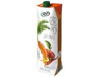 Rio Fusion džús karotka - jablko 100% 6x1 l