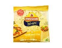 Mission Wraps Spelt & Oat (6ks) 1x370 g