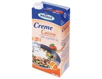 Meggle Creme Cuisine na varenie 15% rastlinného tuku chlad. 1x1 l
