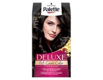 Palette Deluxe 900 sýtočierna farba na vlasy 1x1 ks