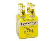 Fever-Tree Tonic water 6x4x200 ml nevratné sklo