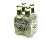Fever-Tree Ginger Beer  6x4x200 ml nevratné sklo