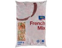 ARO Francúzska zeleninová zmes mraz. 1x2,5 kg